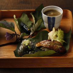 里山十帖 レストラン 早苗饗 ‐SANABURI‐