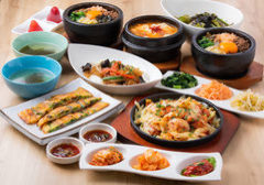 Korean Restaurant 210