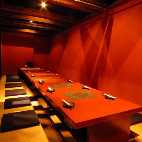 ◆様々な個室を完備◎
