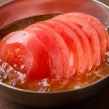 めっちゃ冷たいトマト