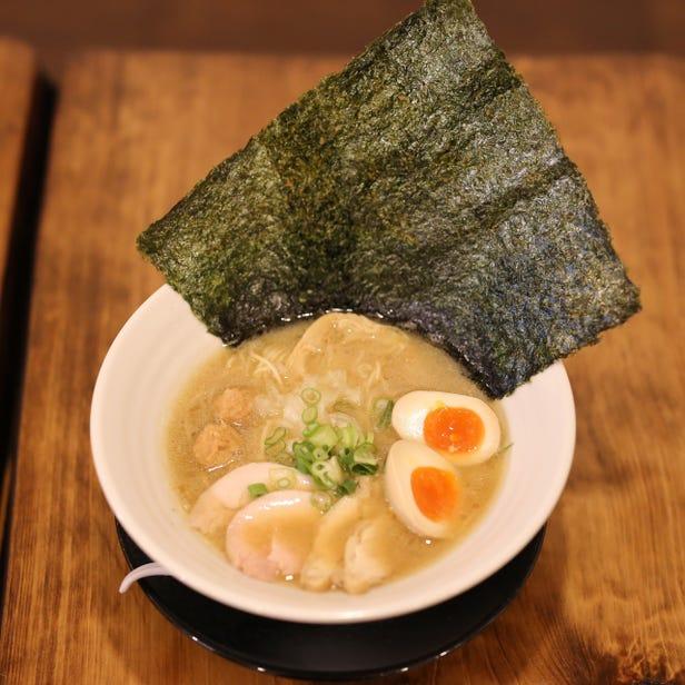 濃厚鶏麺ゆきかげ