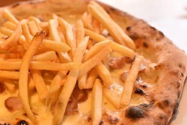 薪窯ピザ Loquace da MARIO 溝の口  メニューの画像