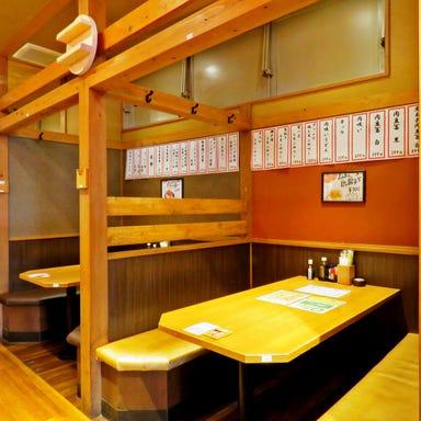 大衆食堂 安べゑ 秋津駅前店  店内の画像