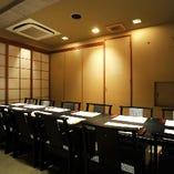 テーブル個室(6~24名様まで)