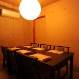 テーブル個室 6名様までイメージ