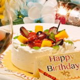【 誕生日 】 ご相談頂ければ、サプライズのお手伝いします!