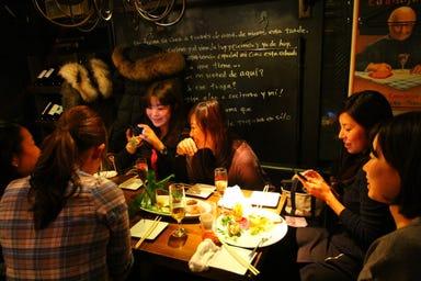 神戸 三宮 スペインバル Eng  店内の画像