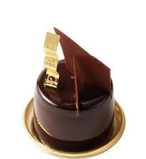 ショコラティエの作るこだわりケーキ