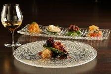 ― 【季節のおまかせ】 ―四季折々の厳選食材 シェフおまかせフルコース