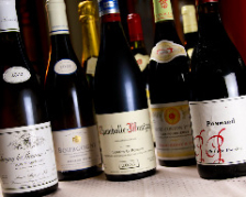 ブルゴーニュワインの品揃え!