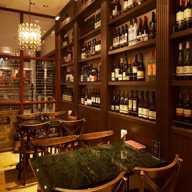 上野ワインバル 八十郎  店内の画像