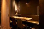 ゆったりとしたテーブル席で個室宴会/個室接待はいかがですか?