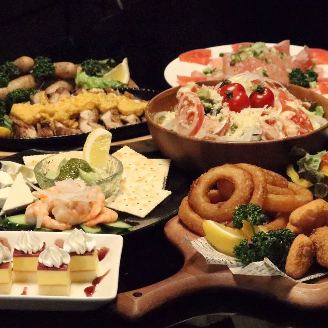 Creative dining Reiri