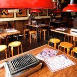 テーブル席(最大30名様)