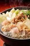 広島産 熟成鶏のコク旨!水炊き鍋