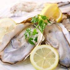 岡山県産 無菌生牡蠣