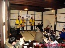 梅若会の秋田民謡ショー