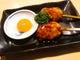 日本三大地鶏の比内地鶏のつくね串焼き
