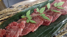 岡山県産のブランド和牛