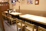 テーブル個室4~38名様