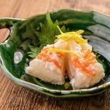 《冬季限定品》かぶら寿司