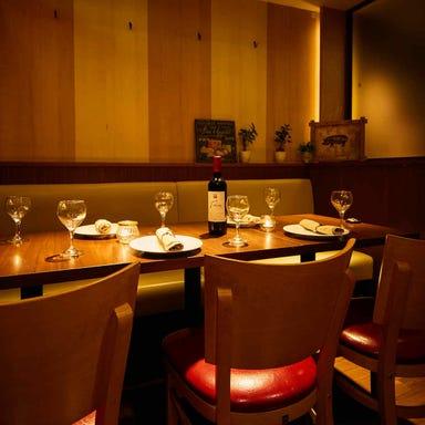 デザイナーズ × 個室居酒屋 BEONE ‐ビーワン‐ 北千住店 店内の画像