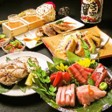 料理長厳選!鮮魚を囲んで宴会◎