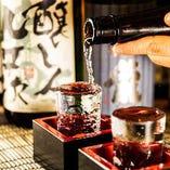日本各地の銘酒を取り揃えております。【山形ほか】