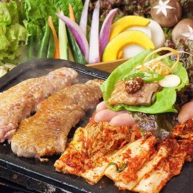 韓国伝統料理・焼肉ハヌリ 池袋店  こだわりの画像