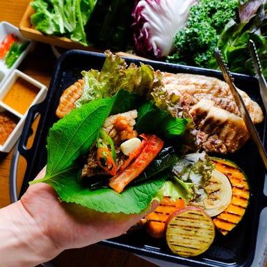 韓国伝統料理・焼肉ハヌリ 池袋店  コースの画像