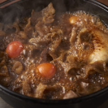 【鶏皮鍋】 九州発祥と伝わる「鶏皮鍋」