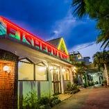 読谷村「モリマーリゾートホテル」に併設するレストラン。