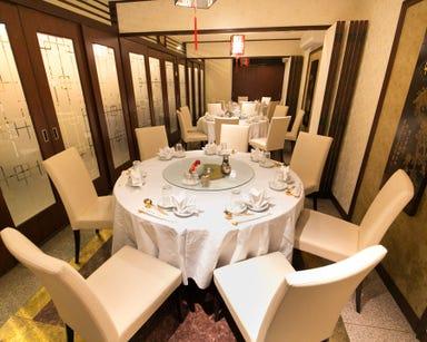 横浜中華街 彩り五色小籠包専門店 龍海飯店大通り店 店内の画像