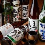 店長厳選の日本酒