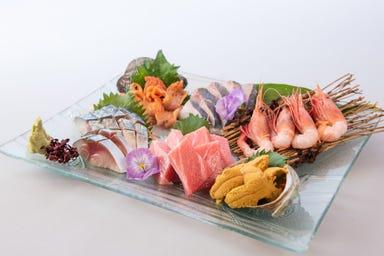 魚菜 瀬がわ  コースの画像