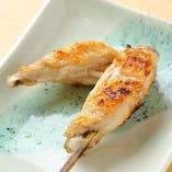 ちょっと贅沢に串で食べてみてください