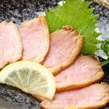 【京の鴨ロース】京都の鴨を使った贅沢な一品