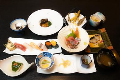柏寿司  メニューの画像
