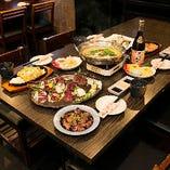 【ご宴会・お食事】 気軽に寄れる九州居酒屋。様々なシーンで