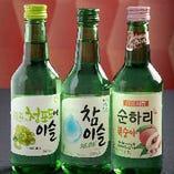 【ドリンク】 韓国で親しまれる伝統酒を種類豊富にラインナップ