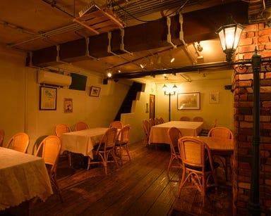 レストラン&バー 粟樹楼  店内の画像