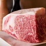 【厳選食材】 確かな目利きで揃える肉・海鮮などのこだわり食材