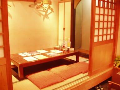 寿司酒場 大森 鉄  店内の画像