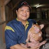 六白黒豚【鹿児島県】