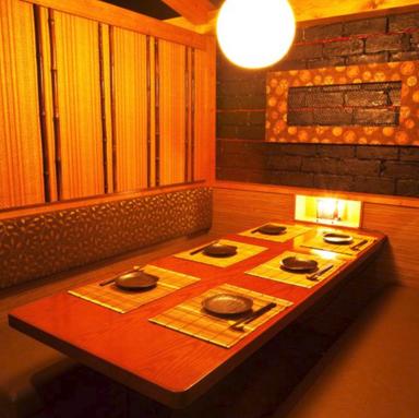 炭火焼 個室 大名INASE ‐粋‐  店内の画像