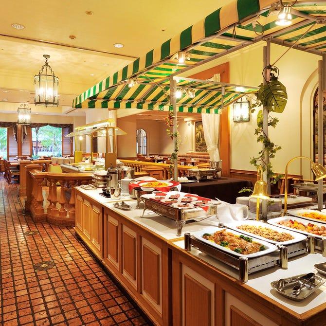 パレスホテル ディナー