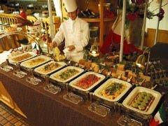 レストラン イル・ペペ パレスホテル立川