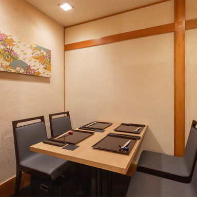 銀座 鮨 青海  店内の画像
