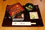 鰻丼やひつまぶし等各種ご用意。お持ち帰り・お弁当も承ります。