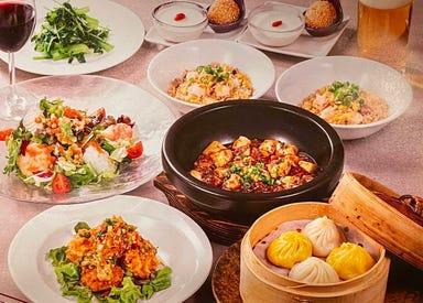 西安健菜 キッチン 新静岡セノバ店 コースの画像